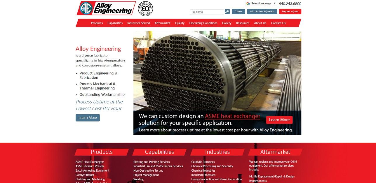 Alloy Engineering Company