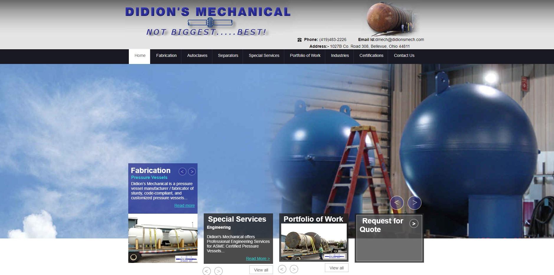 Didion's Mechanical