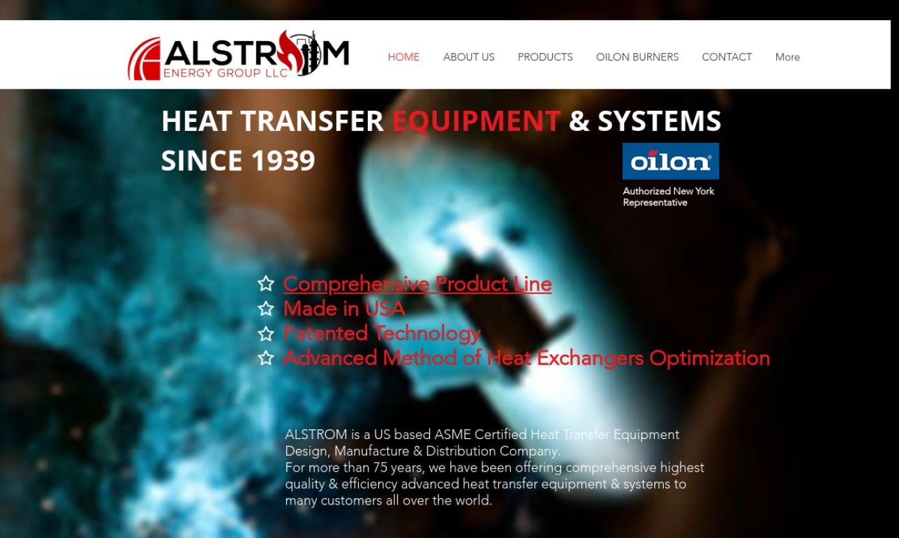 Alstrom Corporation