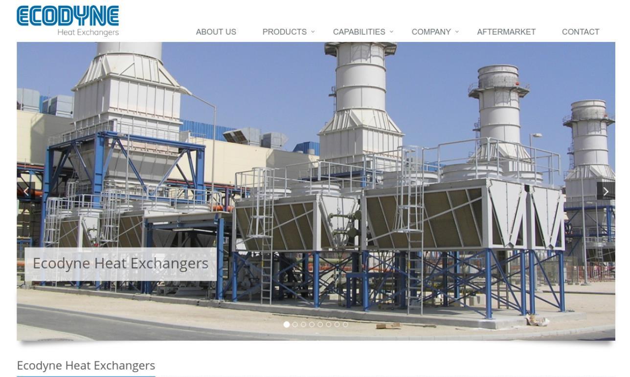 Ecodyne Heat Exchangers