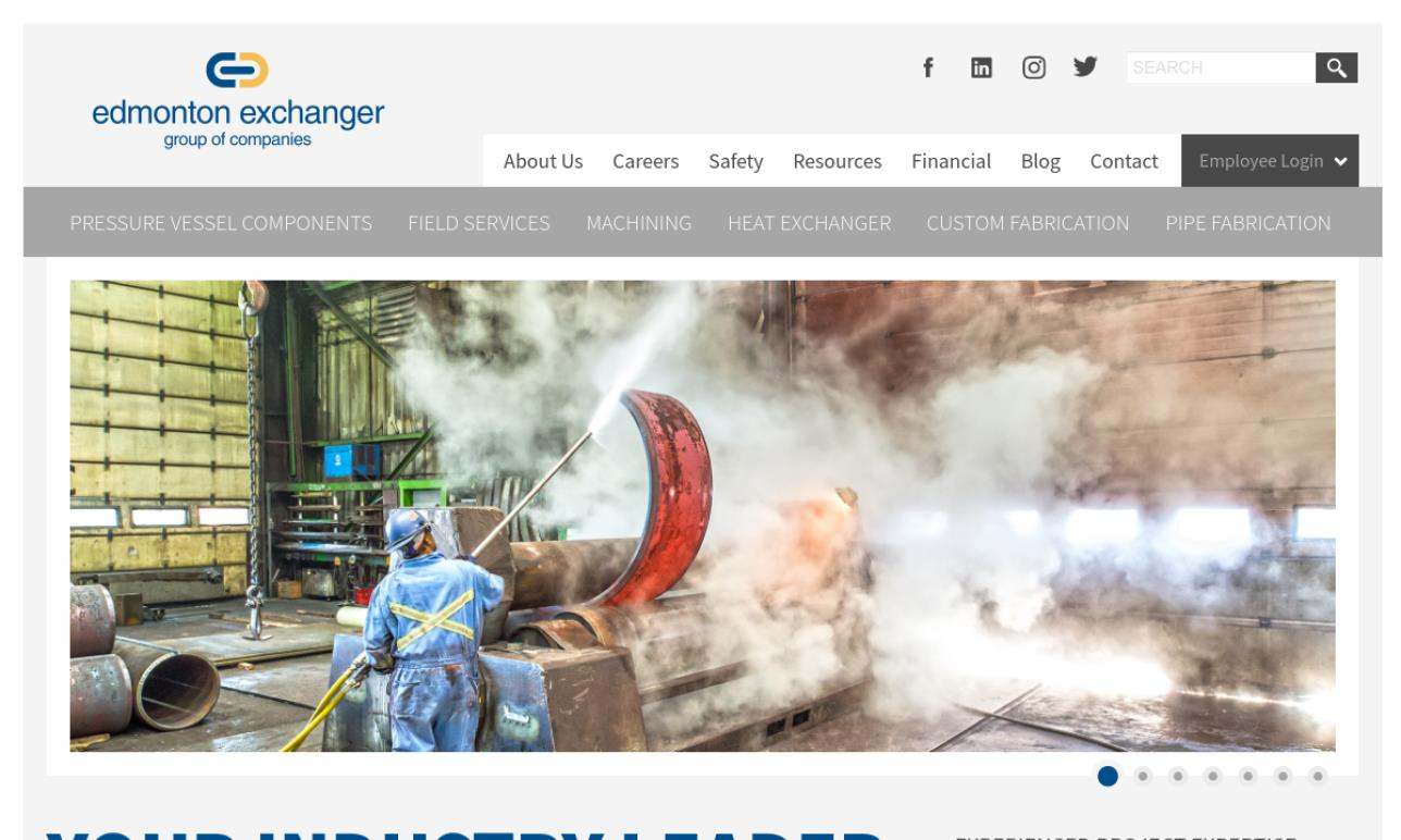 Edmonton Exchanger & Manufacturing, Ltd.