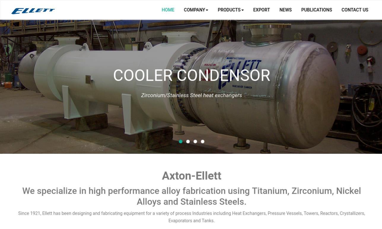 Ellett Industries Ltd.