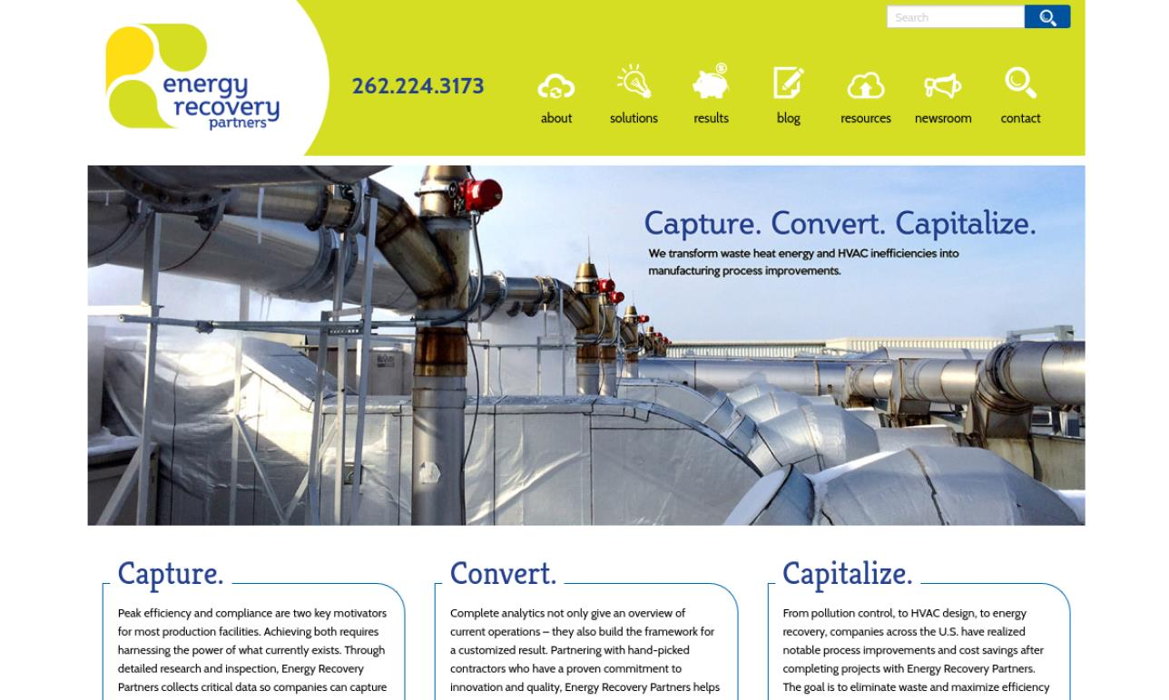 Energy Recovery Partners
