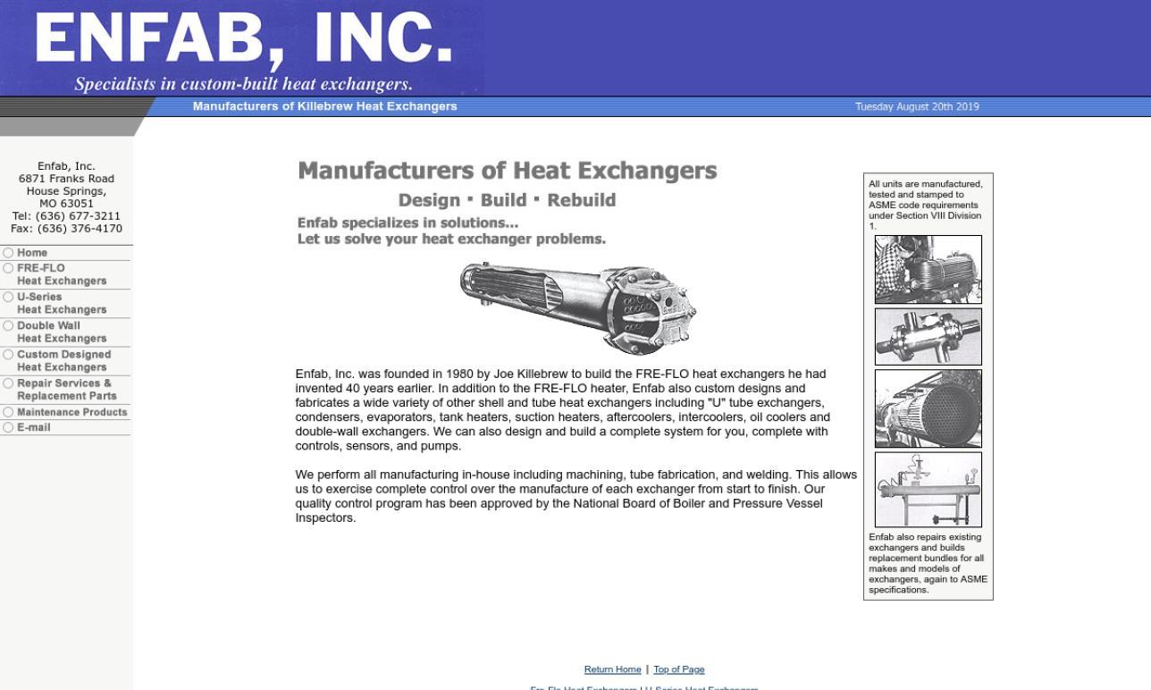 Enfab, Inc.