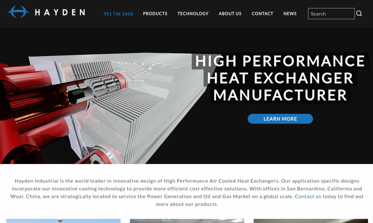Hayden Industrial Products