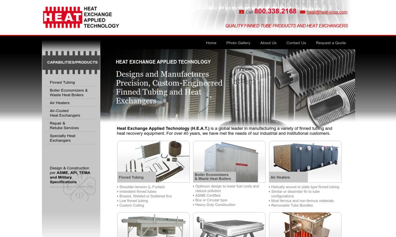Heat Exchange Applied Technology, Inc.