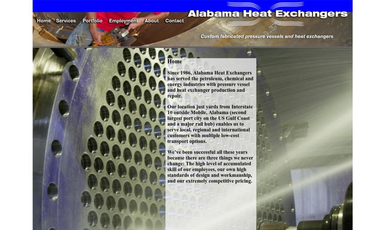 Alabama Heat Exchangers, Inc.
