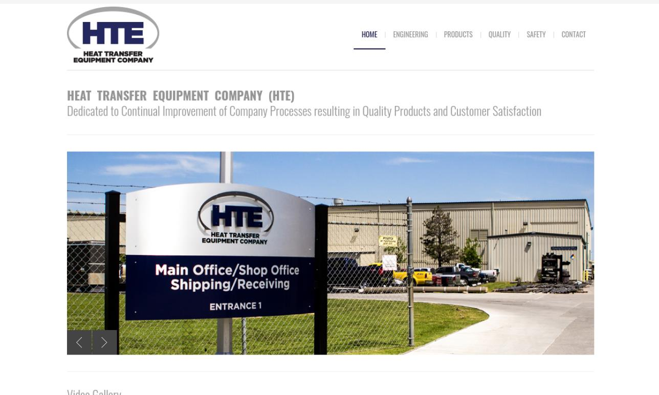 Heat Transfer Equipment Company