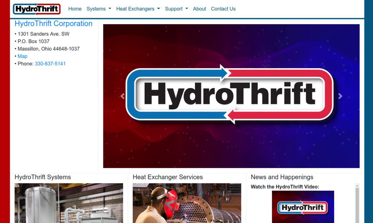 HydroThrift Corp.