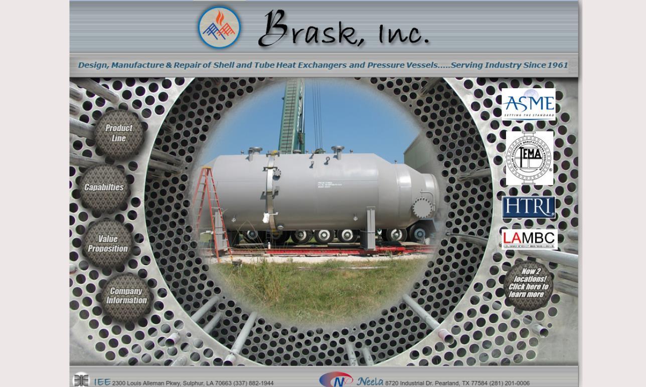 Brask, Inc. - IEE