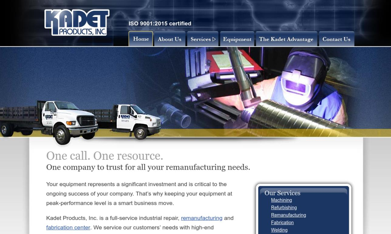 Kadet Products, Inc.
