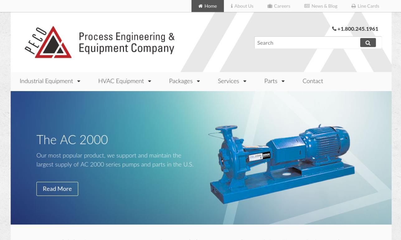 Process Engineering & Equipment