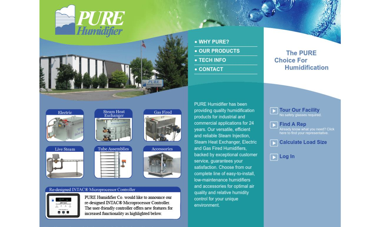 Pure Humidifier Co.