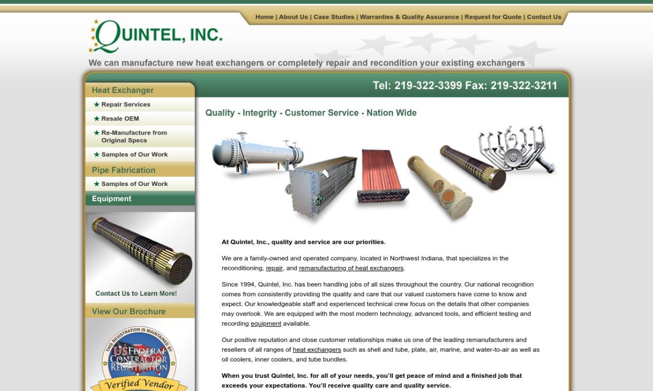 Quintel, Inc.