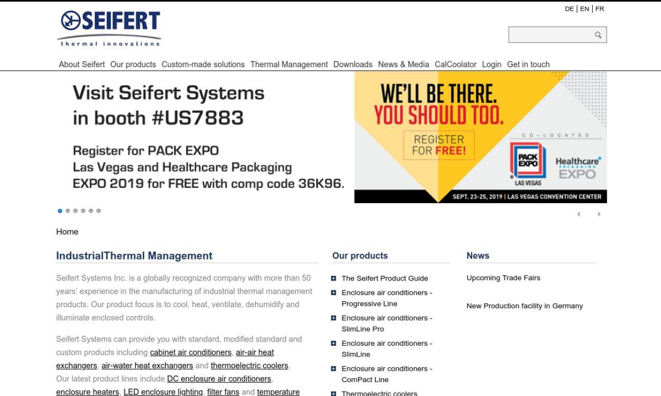 Seifert Systems, Inc.