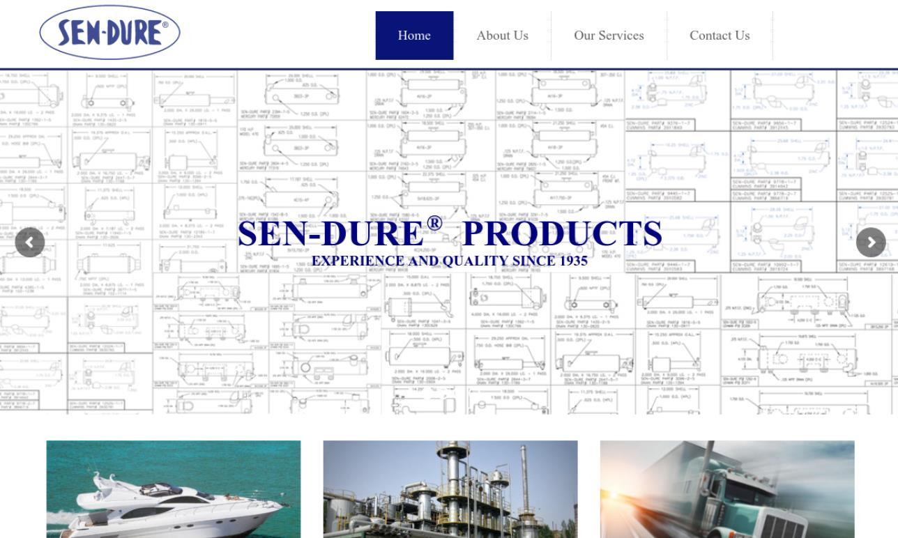 Sen-Dure Products, Inc.