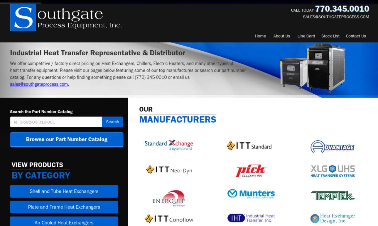 Southgate Process Equipment