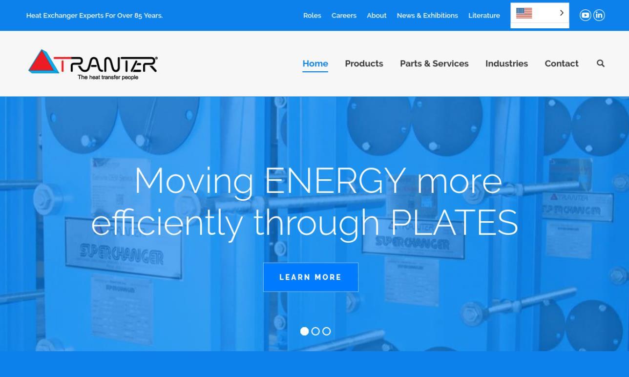 Tranter®, Inc.