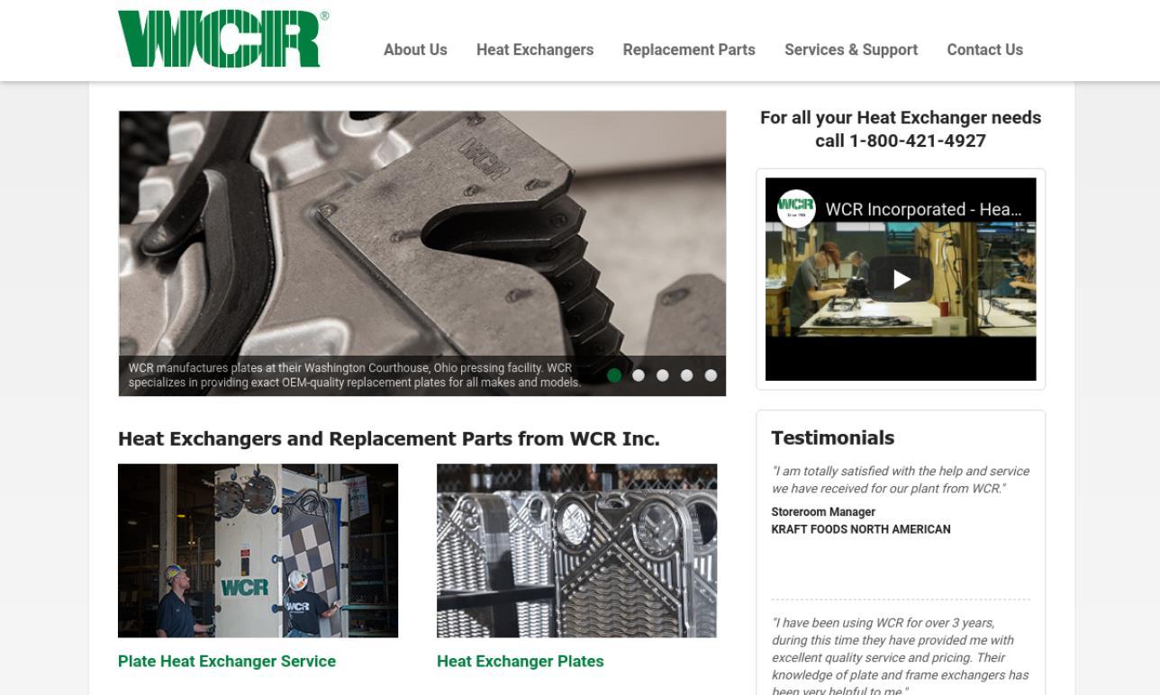 WCR Inc.