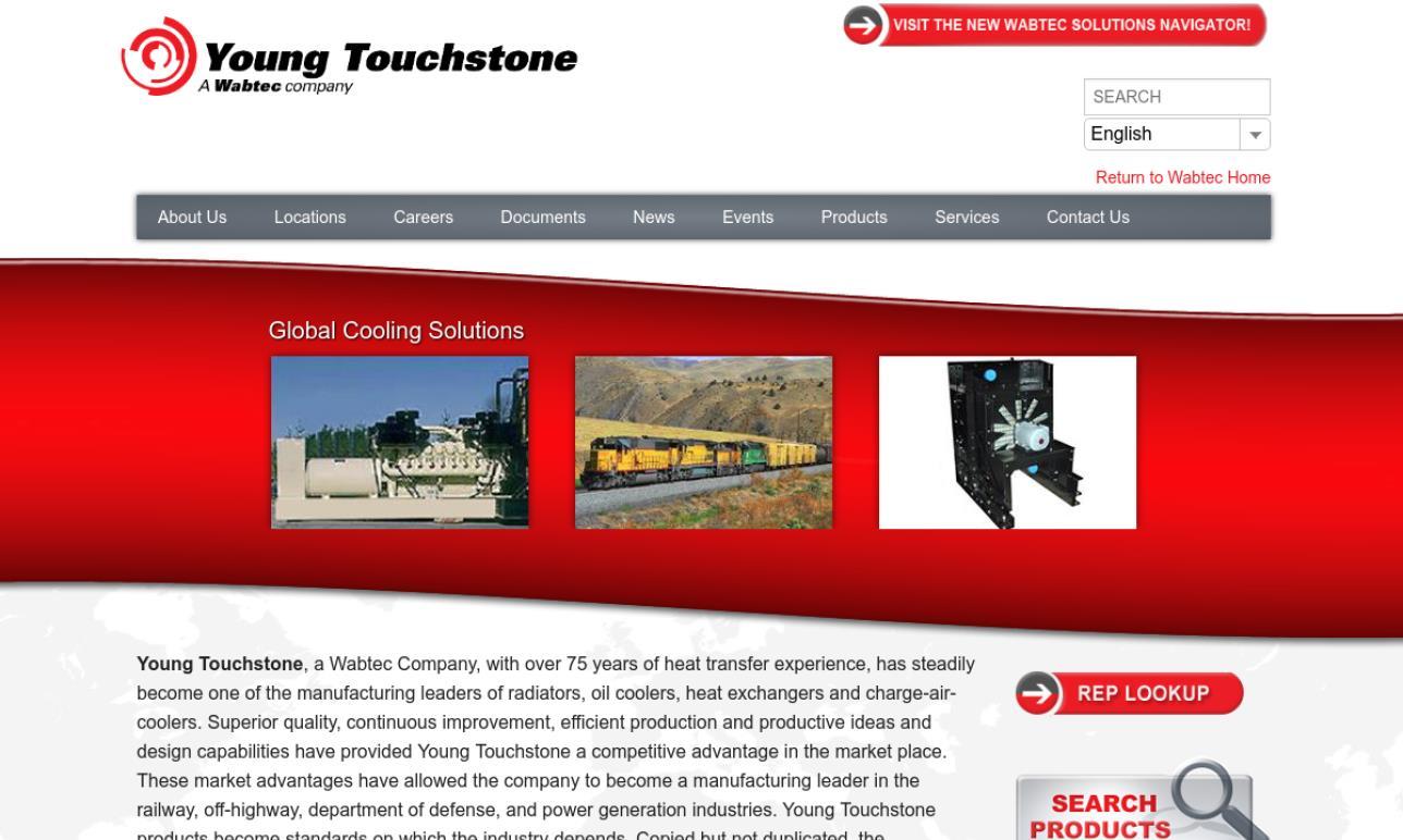 Young Touchstone, A Wabtec Company